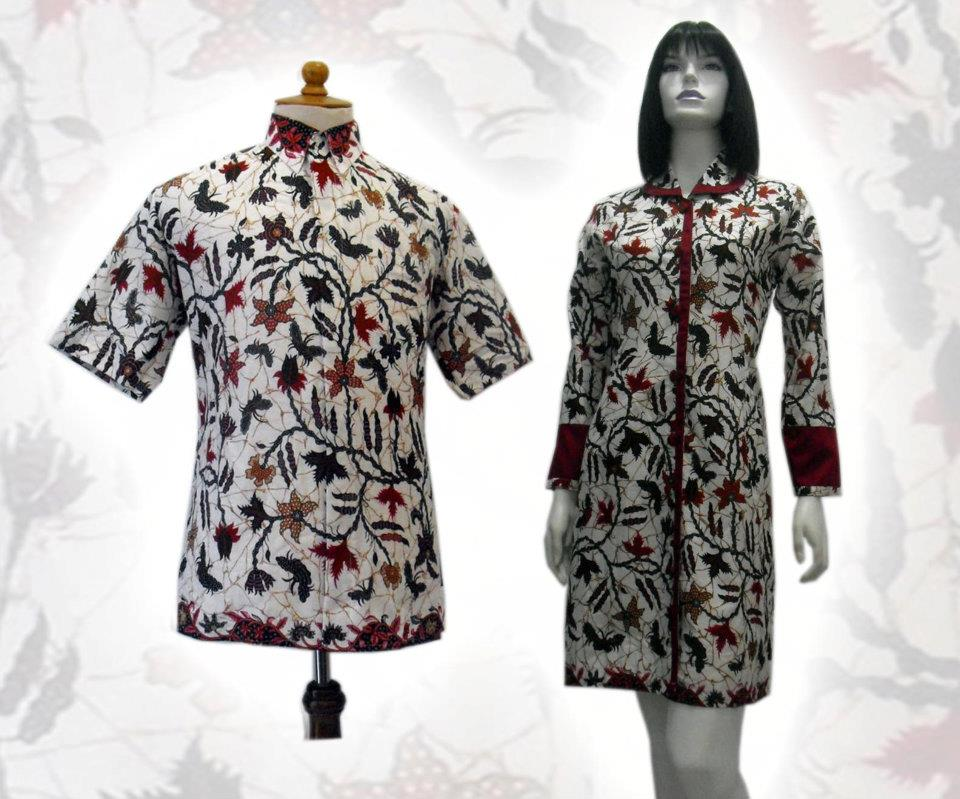 Content Uploads Model Baju Batik Wanita Terbaru
